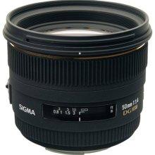 Sigma 50mm f/1.4 DG EX HSM