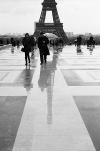 Paris in rain (© Blue Print Photography / Jimmy Cheng)