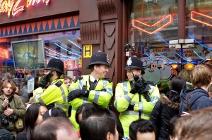 Chinese New Year at London Chinatown