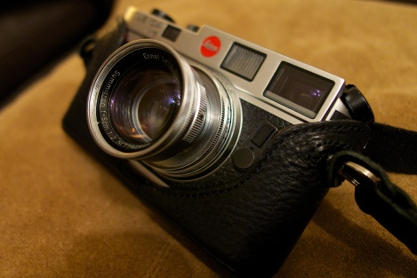 M6 with 5cm Summicron