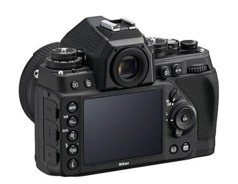 Nikon-Df-silver-back