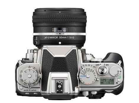 Nikon-Df-silver-top