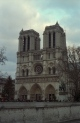 Here's another view of Notre Dame while we walked back to the hotel.