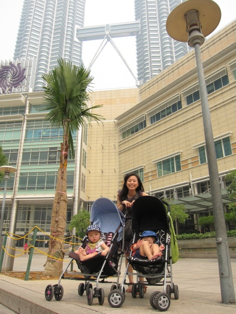 Petronas Towers, here we come!