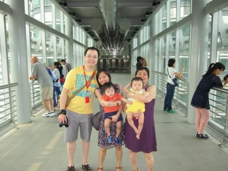 Smile!!! A family photo!