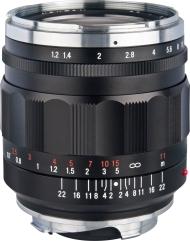 Voigtlander Nokton 35mm 1:1.2 VM ASPH II