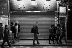 Leica M 240, Leica Summilux 50mm 1:1.4 ASPH, Street, Mong kok, Night.