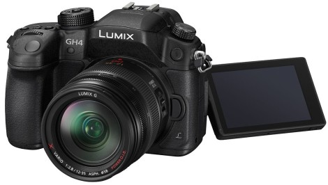Panasonic-Gh4-4k-hybrid-camera