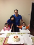 Birthday cake!! Yay!