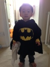 I am BAT boy!