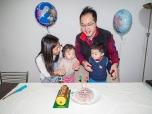 Happy birthday!!! I am two years old already!!
