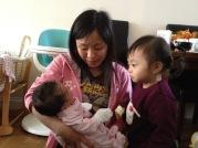 Annabelle loves little baby