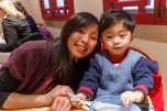 Chinese New Year dim sum lunch at Chinatown