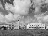 On the way back to Venice... another snap of San Marco but this time a wider view!
