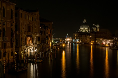 My final shot in Italy at Ponte degli Scalzi. What a trip!!