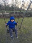Kids love swings... well I love them too!