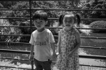 They absolutely loved the Kowloon Park.