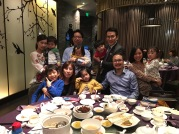 Finally had time to see my old school friends in HK with their families too!