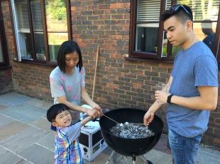 A nice BBQ!