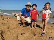 Beach! Kids love beaches!